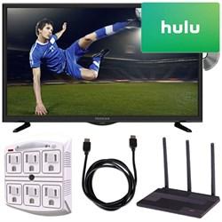 Proscan PLDV321300 32-Inch 720p 60Hz LED TV-DVD Combo Fre...