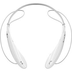 LG Tone Ultra HBS-800 Bluetooth Stereo Headset - Pearl White