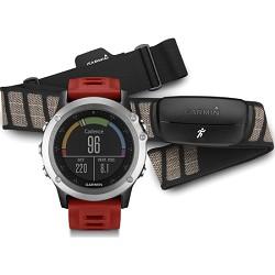 Garmin fenix 3 Multisport Training GPS Watch w/ Heart Rat...