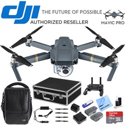 DJI Mavic Pro Fly More Combo Expedition Kit (CP.PT.000642...