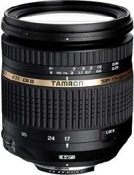 Tamron SP AF 17-50mm F/2 8 XR Di II VC LD Lens for Nikon AF + 6-yr USA Warranty