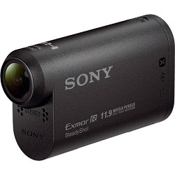 Sony HDR-AS20/B Compact POV Action Cam Camcorder