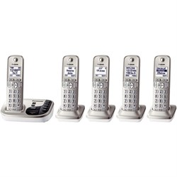 Click here for Panasonic KXTGD224N Dect 6.0 Digital Cordless Phon... prices