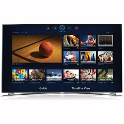 Samsung UN65F8000 - 65 inch 1080p 240hz 3D Smart Wifi LED HDTV