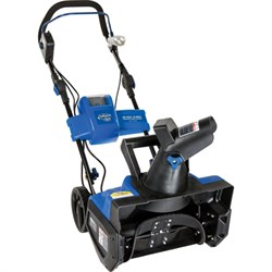 Snow Joe Cordless Single Stage Snow Blower with 40V EcoSh...