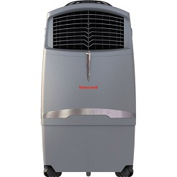 Honeywell CO30XE 63 Pt. Indoor/Outdoor Portable Evaporative Air Cooler with Remote Control HNCO30X