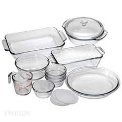 Anchor Hocking 15 Pc. Bake Set ANC82210OBL11