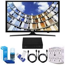 """Samsung UN43M5300AFXZA 43"""" LED 1080p 5 Series Smart TV (2..."""