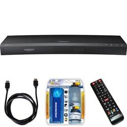 Samsung UBD-K8500 3D Wi-Fi 4K Ultra HD Blu-ray Disc Player Bundle E1SAMUBDK8500