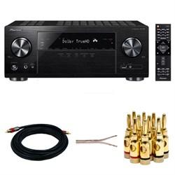 Pioneer 5.1ch Network AV Receiver w/ UHD Pass-through + A...