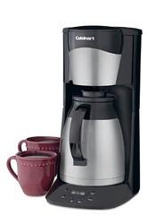 Cuisinart DTC-975BKN 12-Cup Programmable Thermal Coffeemaker (Black) CUIDTC975BKN