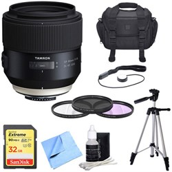 Tamron SP 85mm f1.8 Di VC USD Lens for Nikon Full-Frame D...