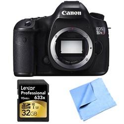 Canon EOS 5DS R 50.6MP Digital SLR Camera (Body Only) Lex...