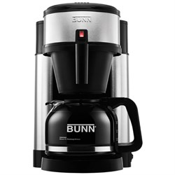 Bunn 10-Cup Generations Home Coffee Brewer - Black (NHSB) BUNNNHSB