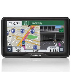 Garmin nuvi 2757LM 7 GPS Navigation System with Lifetime Map Updates