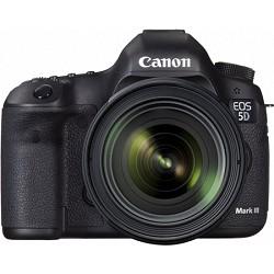 Canon EOS 5D Mark III 22.3 MP Full Frame Digital SLR Camera 24-70mm f/4L IS Lens Kit - PRICE AFTER $200.00 REBATE