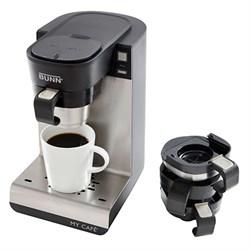 Bunn My Cafe Multi-Use Single Cup Coffee Brewer (MCU) - OPEN BOX BUNNMCUOB