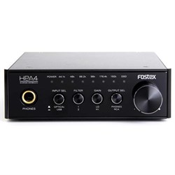 Fostex HP-A4 24bit Digital to Analog Converter and Headph...