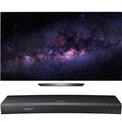 "LG OLED65B6P 65"""" 4K UHD OLED Smart TV w/ UBD-K8500 3D 4K Ultra HD Blu-ray Player"" E1LGOLED65B6P"