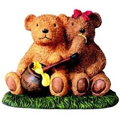 Kelkay Honey Pot Bears KEL4481