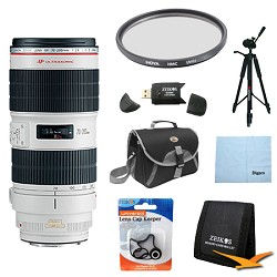 Canon EF 70-200mm f/2.8L II IS USM Telephoto Zoom Lens Ex...