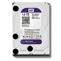 Western Digital Purple WD10PURX 1TB Surveillance 3.5 Internal Hard Drive