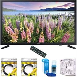 Samsung 32-Inch Full HD 1080p LED HDTV 2015 Model UN32J50...