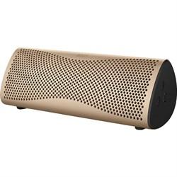 Kef MUO Wireless Speaker - Gold