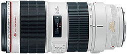 Canon EF 70-200mm f/2.8L IS II USM Telephoto Zoom Lens EO...