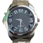 Covert Watch Camera/DVR, 2GB