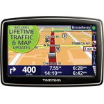XXL 540TM 5-inch Portable GPS Navigator (Lifetime Traffic & Maps Edition)