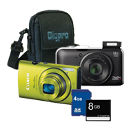 Free Memory Cards on Select Cameras!