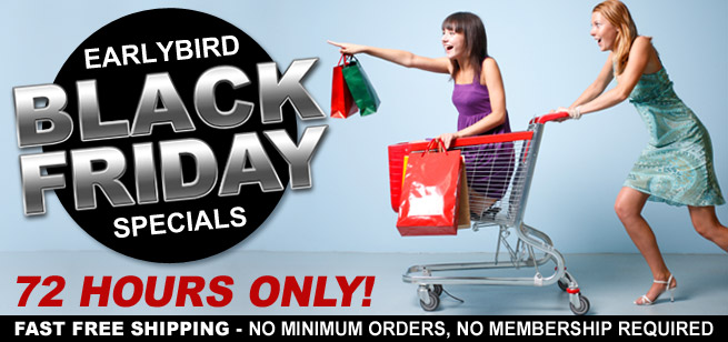 Nov 21,  · cbbhreview.ml is proud to announce the unveiling of its Black Friday deals aimed at helping everyone find plenty of gifts this holiday season without feeling the pinch in the pocketbook.