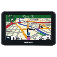 """50LM 5"""" Touchscreen GPS Navigation System with Lifetime Map Updates - Refurbished"""