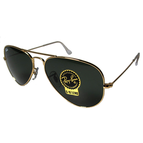 ray ban aviator measurements  Ray-Ban Aviator Large Metal Sunglasses - Your choice in color and ...