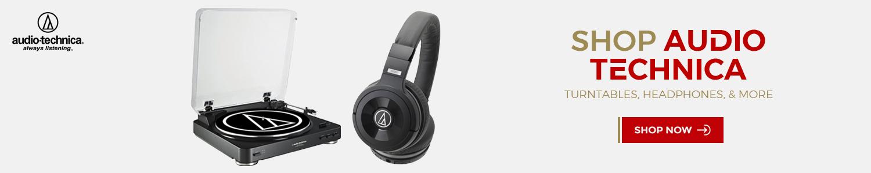 Shop Audio Technica