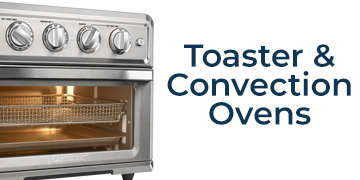 TOASTER AND CONVECTION OVENS
