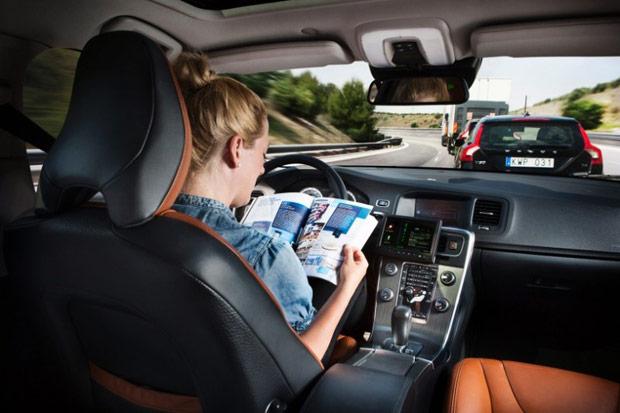 Self Driving Cars Legal In California