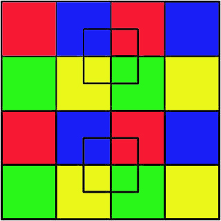 Square Puzzle - AstroHoroscopes.com!