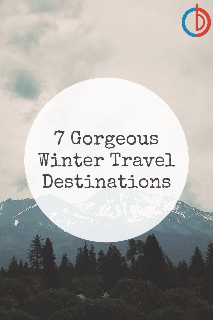 7 Gorgeous Cold-Weather Travel Destinations - BuyDig Blog