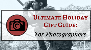 BuyDig Ultimate Holiday Gift Guide: For Photographers