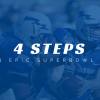 4 Steps to Throw a Touchdown-Worthy Super Bowl Party