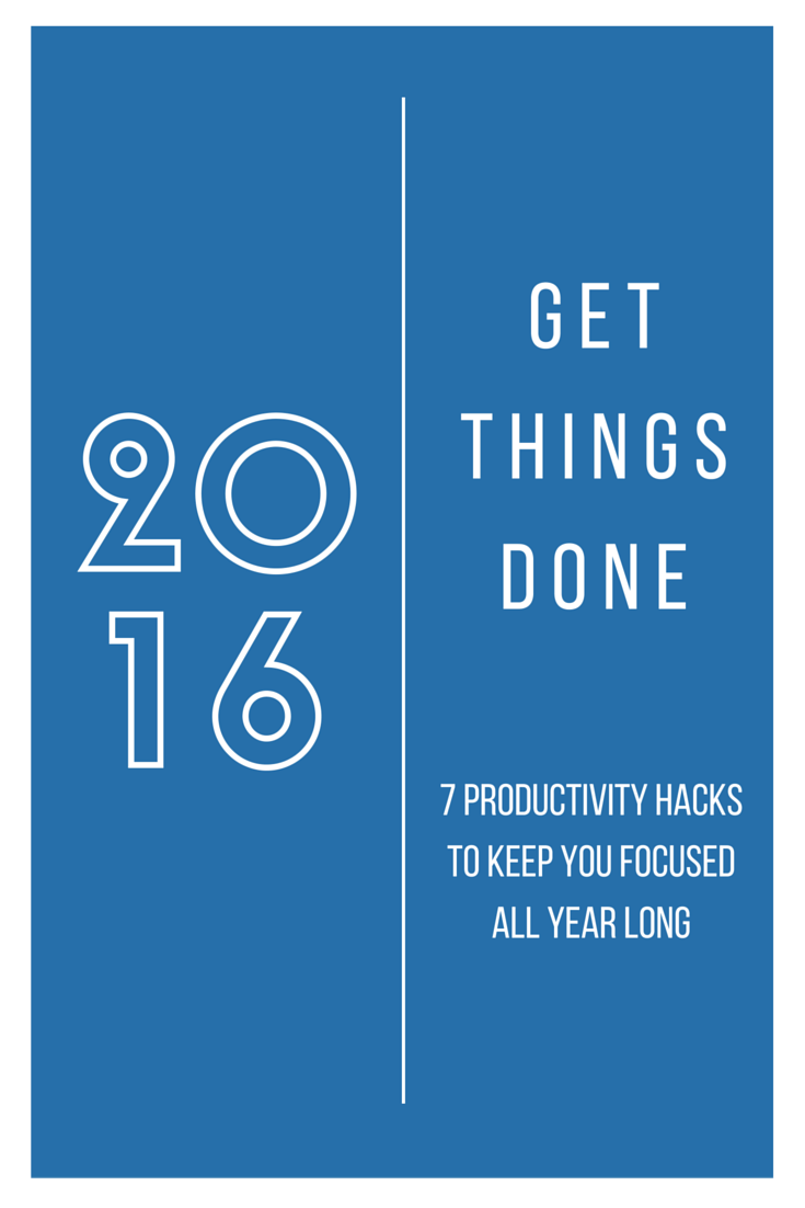#Getthingsdone with these 7 Productivity Lifehacks! - BuyDig
