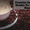 Favorite Fall Coffee Drinks To Make at Home