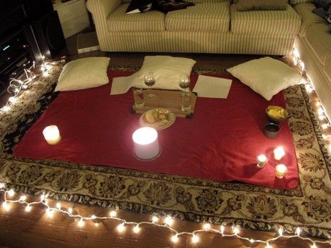 How to Create a Romantic Movie Night at Home - BuyDig.com Blog