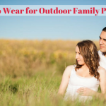 What to Wear for Outdoor Family Portraits