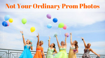 Not Your Ordinary Prom Photos