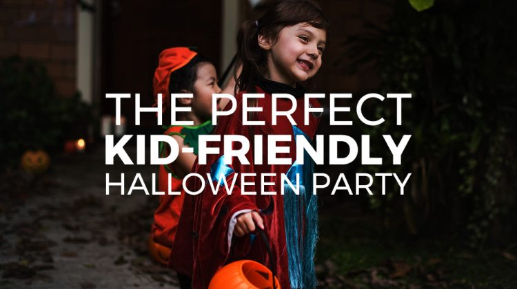 Planning the Perfect Kid-Friendly Halloween Party