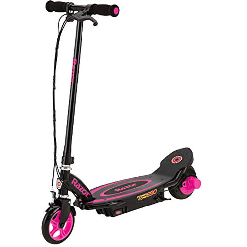 Click here for Razor E90 Power Core Electric Scooter - Pink  13111463 prices