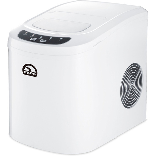 Igloo Compact Ice Maker - ICE102 White
